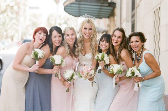 wedding-bridesmaids-675x448 10 Outdated Wedding Trends to Avoid in 2020
