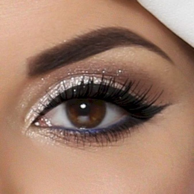 wedding-eye-makeup-675x675 Top 10 Wedding Makeup Ideas for 2018 Brides