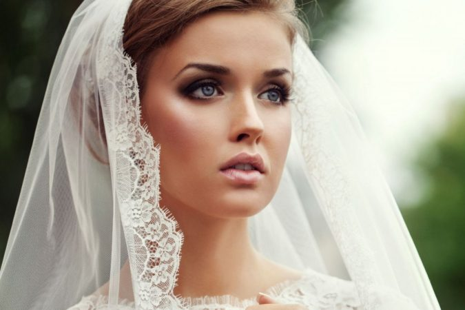 wedding-makeup-nude-lip-675x450 Top 10 Wedding Makeup Ideas for 2018 Brides
