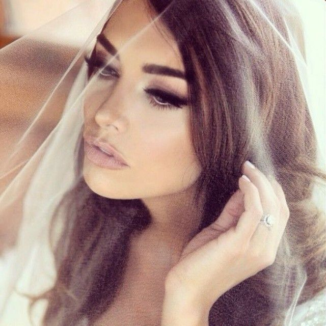 Top 10 Wedding Makeup Ideas For 2018 Brides Pouted Online
