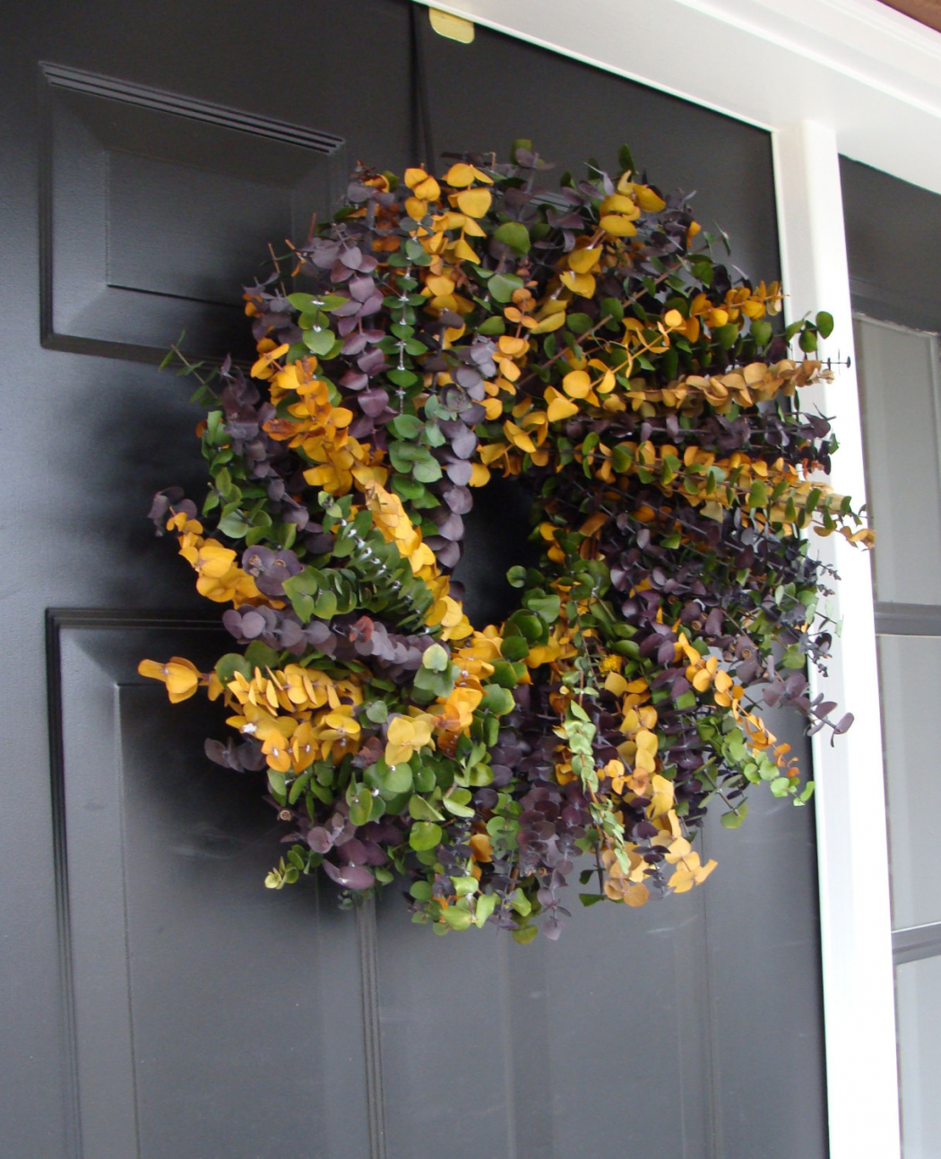 word-image-12 Fat Tuesday is Coming! 11 Classy Mardis Gras Wreaths for Your Front Door