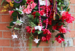 Fat Tuesday is Coming! 11 Classy Mardis Gras Wreaths for Your Front Door