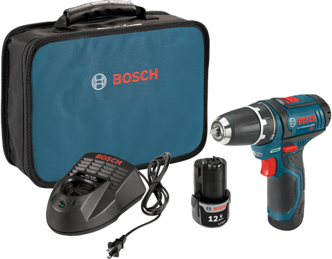 7.-Bosch-PS31-21-12-Volt-Max-Drill-675x527 Top 10 Best Construction Tools List in 2018 ... [with pictures]