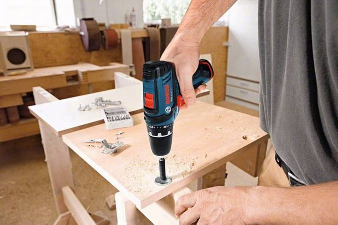 Bosch-PS31-21-12-Volt-Max-Drill-675x450 Top 10 Best Construction Tools List in 2018 ... [with pictures]