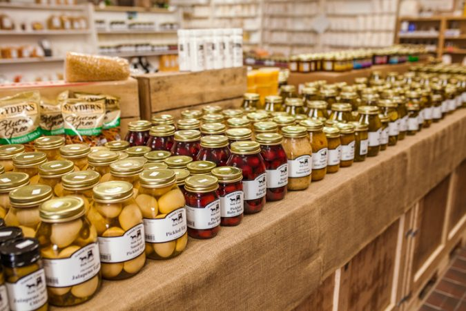 Canned-Goods-675x450 Best 10 Exclusive Amish Inspired Decor And products to Get at Lancaster, PA