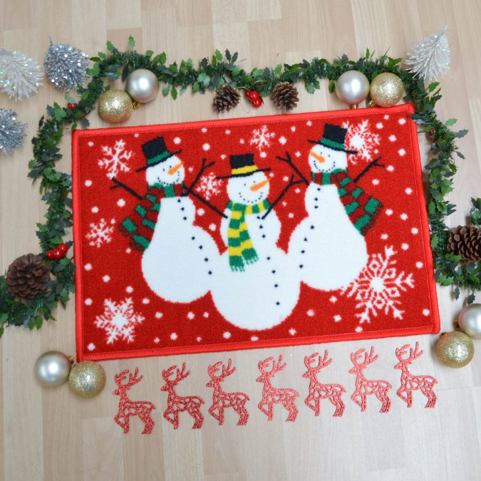 Christmas-rug-675x675 Top 10 Ideas To Make Your Home Look Magical and Enjoyable For Holidays