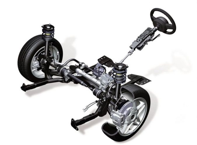 Front-Wheel-Drive-675x498 Everything You Must Know about Driveshafts