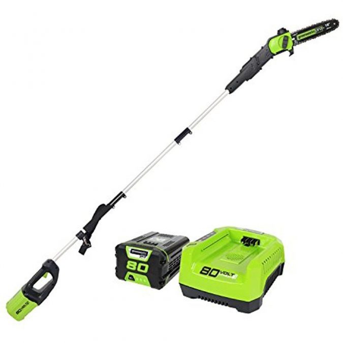 Greenworks-Pole-Saw-675x675 Top 10 Best Construction Tools List in 2018 ... [with pictures]