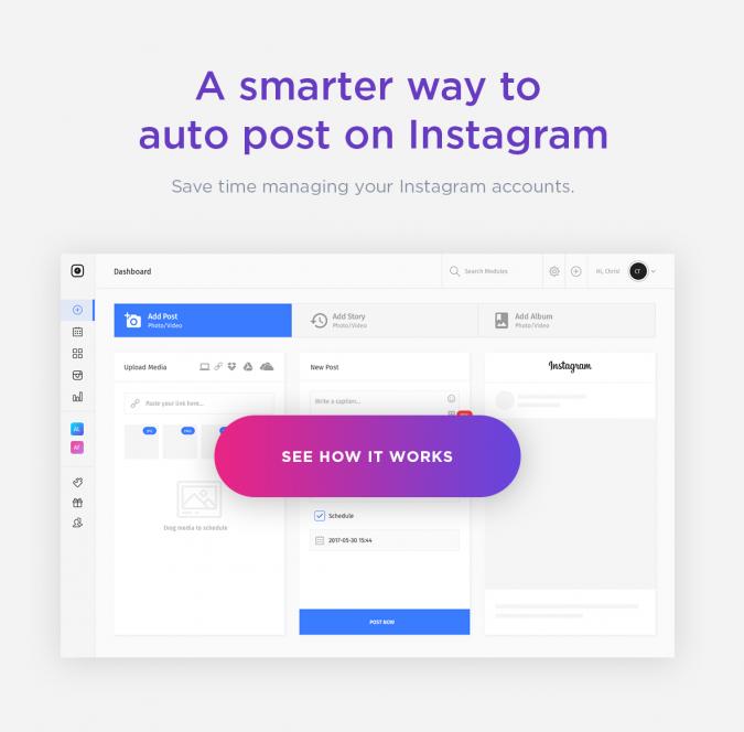 Instagram-Auto-Post-Scheduler-Nextpost-Instagram-675x664 Top 10 Best Social Auto Post Scripts for 2018