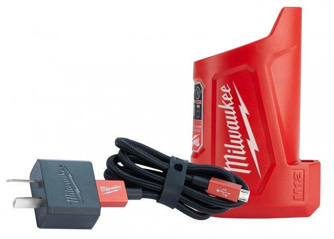 M12-Compact-Charger-and-Power-Source-675x484 Top 10 Best Construction Tools List in 2020 ... [with pictures]