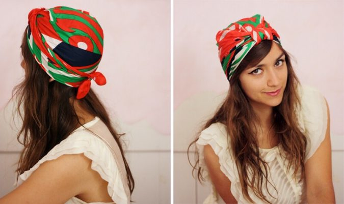 Scarf-Turban_BonjourLife.com1_-675x401 7 Trendy Ways To Wear Headscarves That are Creative