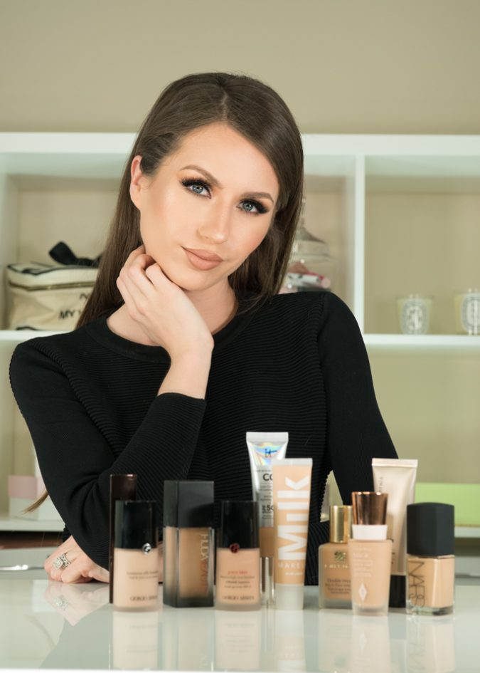 choosing-the-right-foundation-675x945 5 Simple Tips to Avoid Cakey Makeup