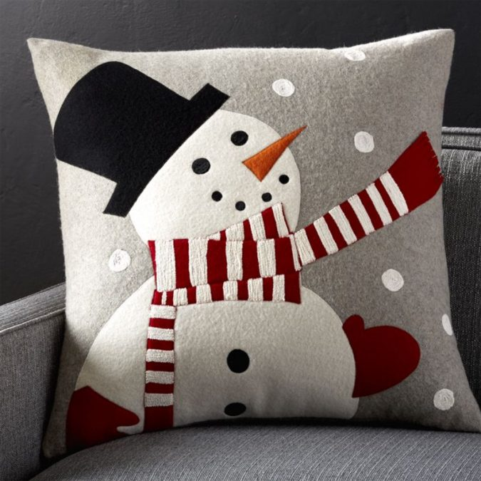 christmas-cushions-675x675 Top 10 Ideas To Make Your Home Look Magical and Enjoyable For Holidays