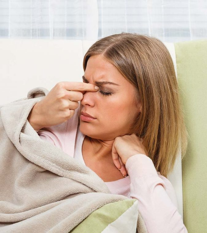 dry-air-woman-irritated-Nose-675x759 Top 10 Unexpected Problems of Dry Air and How to Avoid