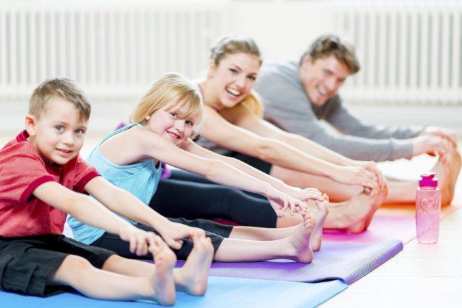 family-gym-675x450 4 Ways to Detox Naturally