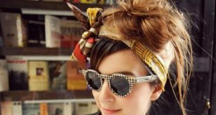 7 Trendy Ways To Wear Headscarves That are Creative