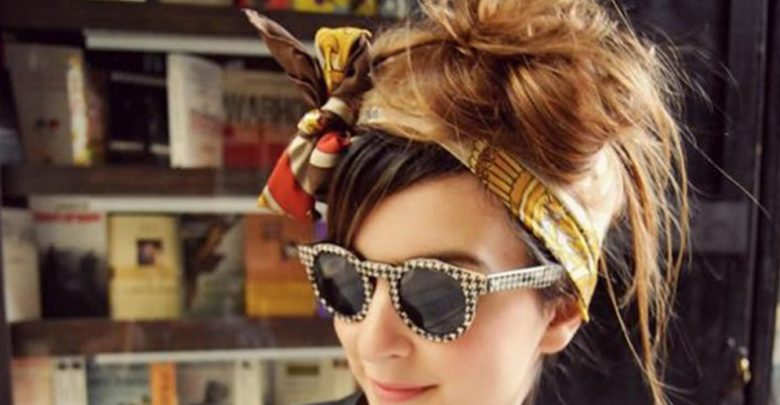 Photo of 7 Trendy Ways To Wear Headscarves That are Creative