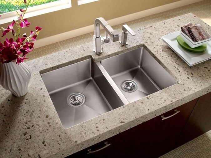 kitchen-sinks-stainless-steel-quartz-sinks-675x507 10 Outdated Kitchen Trends to Avoid in 2018