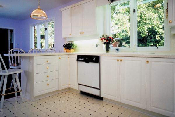linoleum_kitchen Top 10 Innovative Flooring For Your New House