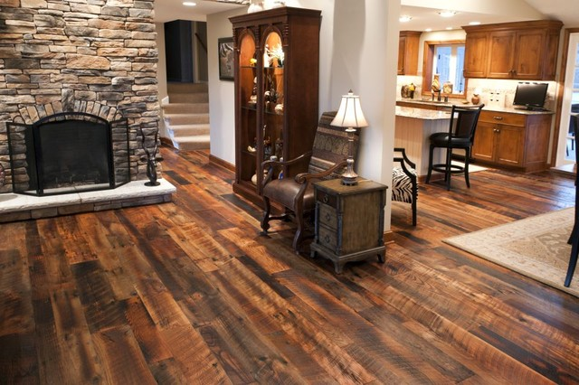 reclaimed-wood-floors Top 10 Innovative Flooring For Your New House