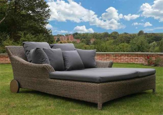 Boast-A-Bench-With-Cushions How To Revamp Your Garden In A Whole New Way