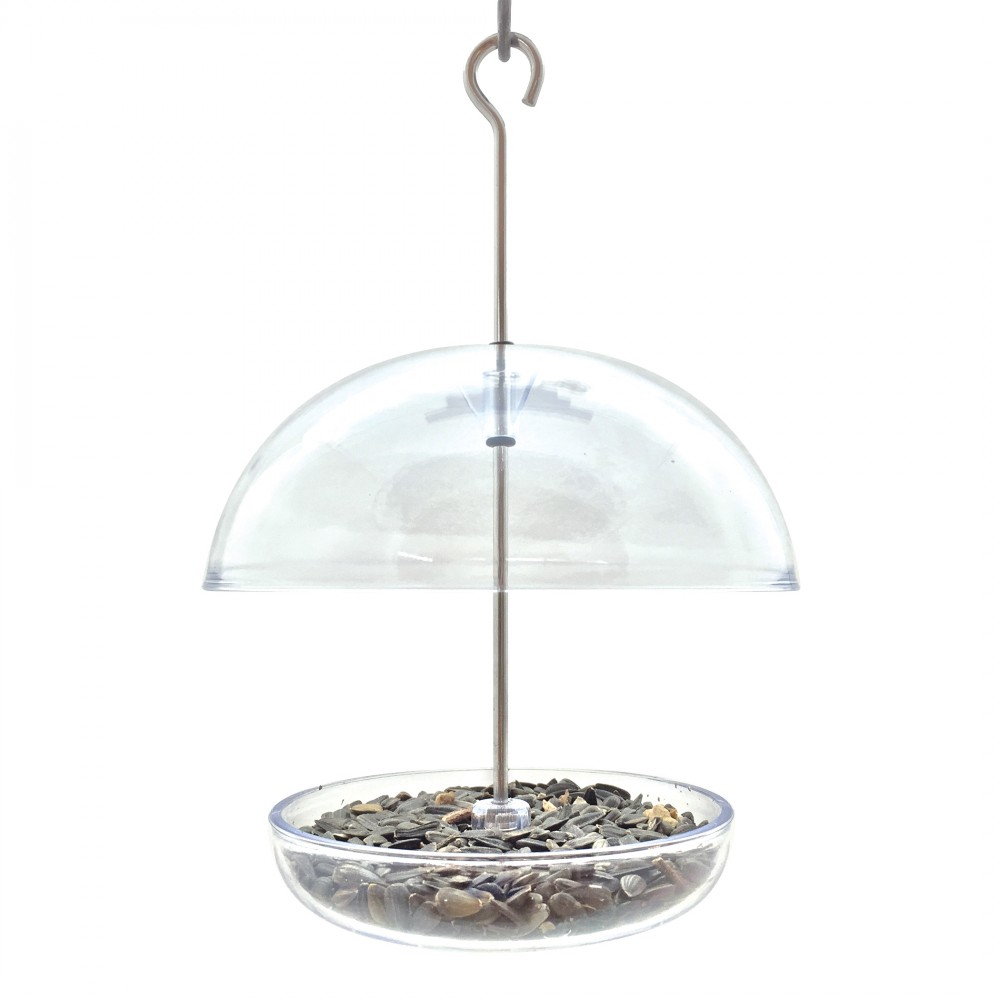 Create-A-Cute-Bird-Feeder How To Revamp Your Garden In A Whole New Way