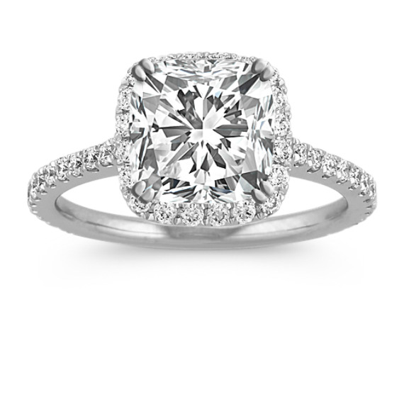 Cushion-Cut-Diamonds Top 5 Diamond Cuts for Your Engagement Ring