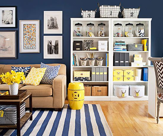 Declutter-1 5 Tips To Enhance Your Living Room With Less Effort