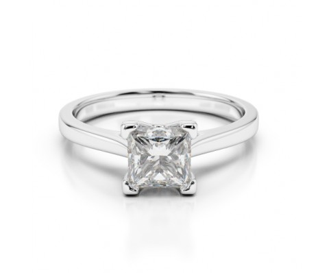 Princess-Cut-engagement-rings Top 5 Diamond Cuts for Your Engagement Ring