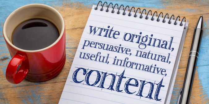Write-content-that-is-original-675x338 Top 6 Tips and Tricks to Make Your Content Top-Notch