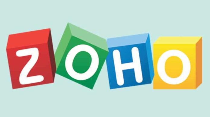 Zoho-Notebook 6 Best Note Management Software Products on Mac