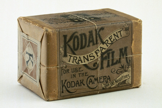 kodaktransparentfilm Best 7 Technological Inventions Changed Digital Photography
