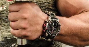 7 Reasons Why Big Men Should Wear Big Watches