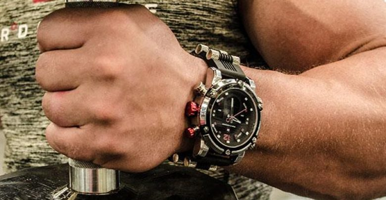 Photo of 7 Reasons Why Big Men Should Wear Big Watches