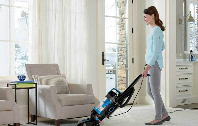 Bissell-Powerforce-Helix-vacuum-675x432 All There Is To Know About Bissell Vacuum Cleaner