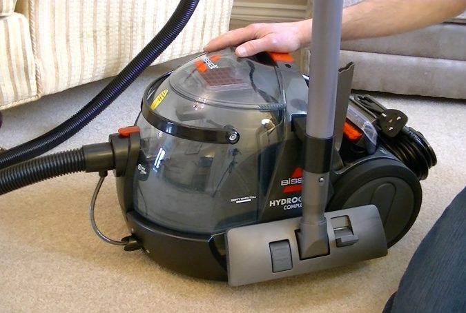 Bissell-vacuum-cleaner-3-675x454 11 Tips on Mixing Antique and Modern Décor Styles