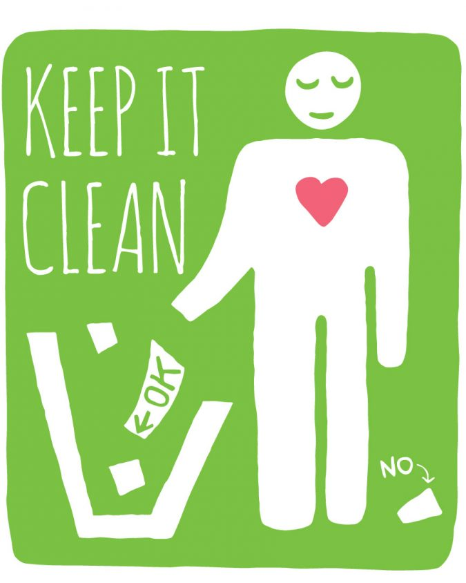 Keep-it-Clean-675x844 Top 10 Ways to Make a Difference in the World