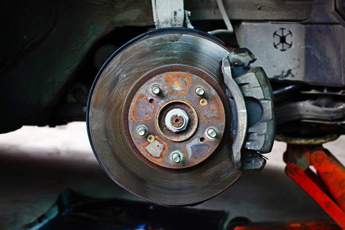 SBF-Brake-Rotor-fixing-car-675x450 What Car Issues You Can Fix with AutoZone Tool Rental