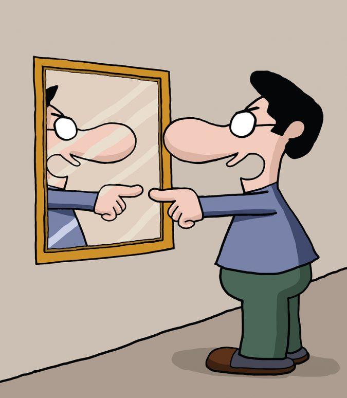 Self-Talk-675x774 12 Tips To Prevent Job Search Depression