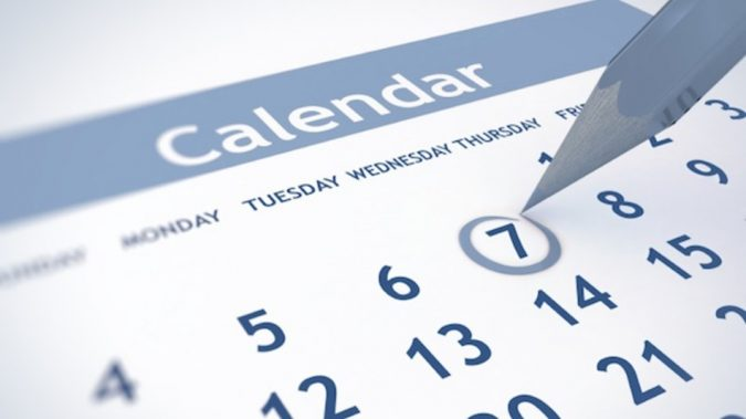 2015_2016_calendar-675x379 7 Ideas for Improving Your Productivity In College