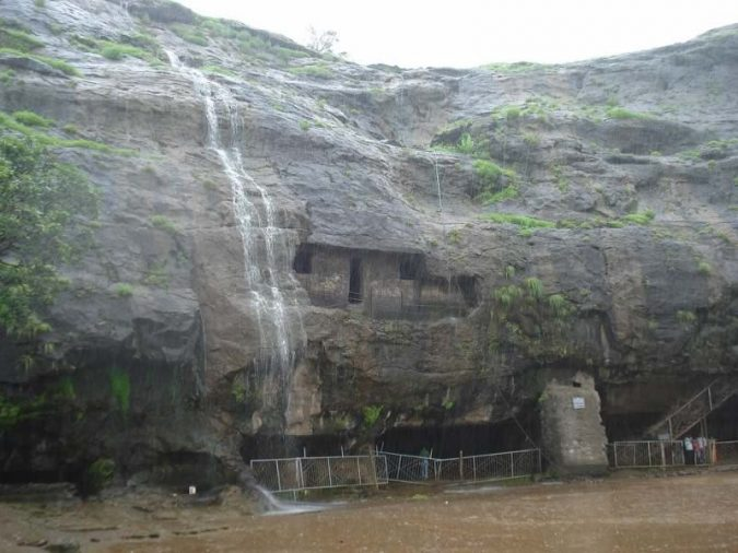 Buddhist-Karla-Caves-Lonavala-Khandala-675x506 10 Charming Sites to Visit in Lonavala, India