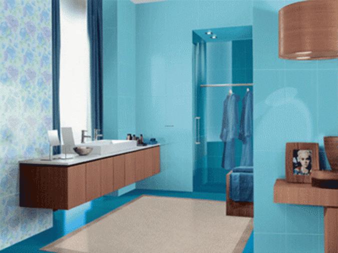 Colour-Everything-Blue-675x506 7 Most Inspiring Bathroom Design Ideas for Your Next Renovation