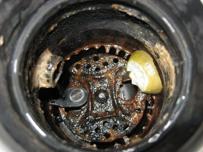 Garbage-Disposal-From-Above-675x506 10 Tips to Buy Best Garbage Disposals for Different Waste Types