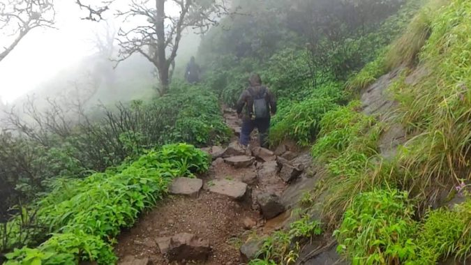 Rajmachi-Fort-trekking-675x380 10 Charming Sites to Visit in Lonavala, India