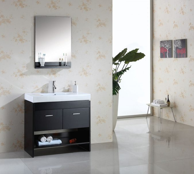 Sleek-Dark-stained-Bathrooms-675x605 What Information Is Included in a Background Check?