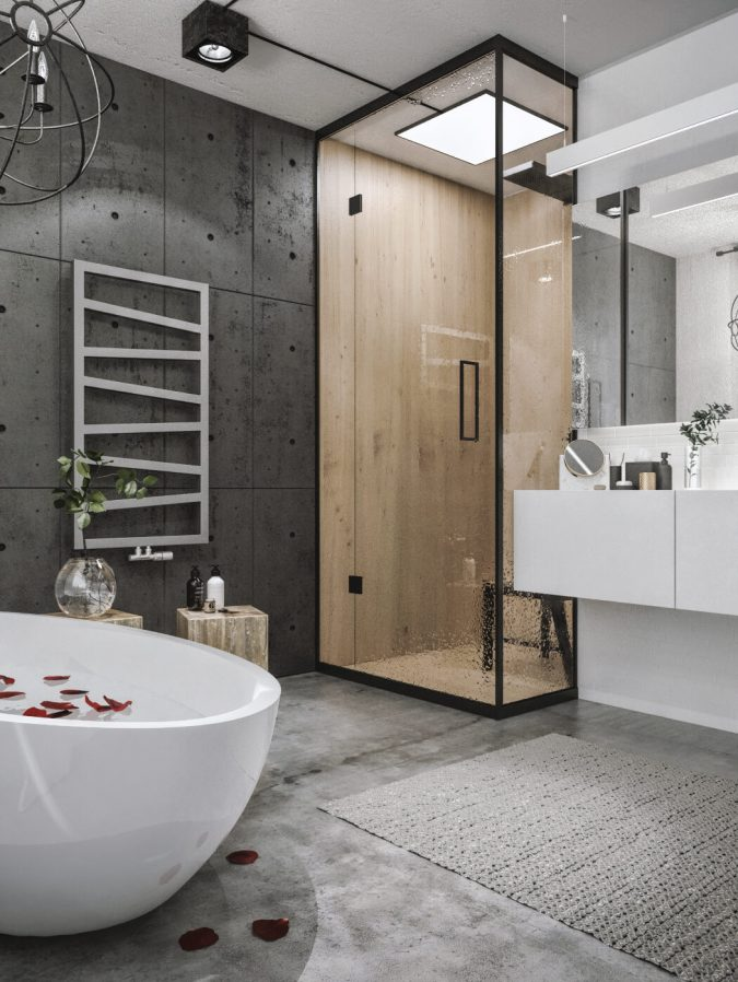 Striking-Elements-675x898 7 Most Inspiring Bathroom Design Ideas for Your Next Renovation