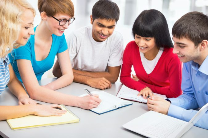 Study-Group-675x449 7 Ideas for Improving Your Productivity In College