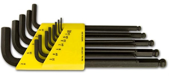 Wrenches-in-hex-and-allen-key-style 5 Essential Gunsmithing Tools That You Need to Have