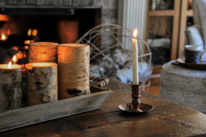 candles-Warm-Winter-Living-Room-675x450 12 Ways to Keep Your House Warm in Winter