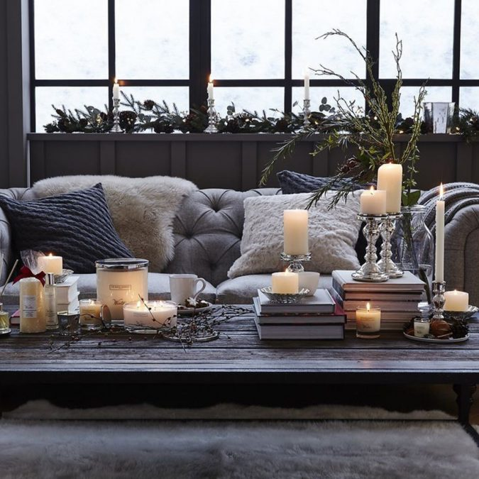 candles-home-warming-and-dicoration-living-room-675x675 12 Ways to Keep Your House Warm in Winter
